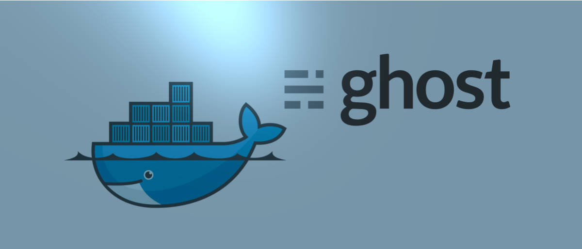 Bitnami, Docker and Ghost - Setting up a Blog
